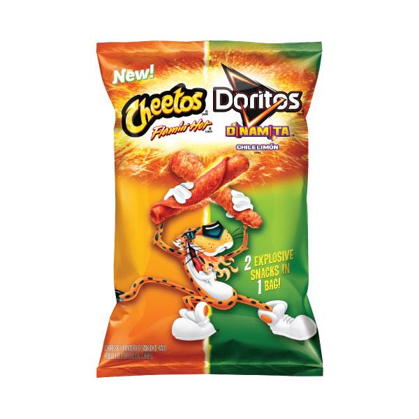 Doritos/Cheetos/Lays