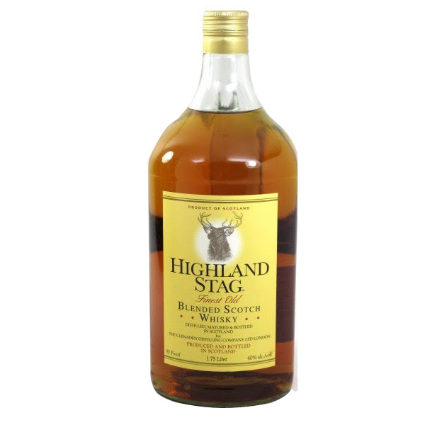 Highland Stag